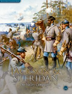 Jackson & Sheridan: The Valley Campaigns