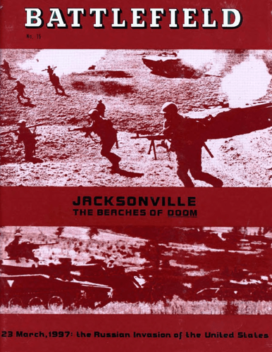 Jacksonville: The Beaches of DOOM
