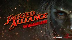 Jagged Alliance: The Board Game