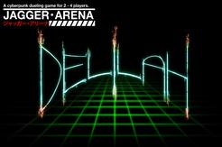 Jagger Arena: Delilah