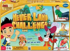 Jake and the Never Land Pirates: Never Land Challenge Game