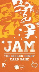 Jam: The Roller Derby Card Game