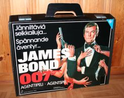 JAMES BOND 007 Agenttipeli