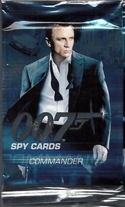 James Bond 007 Spy Cards