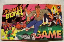 James Bond Jr. Game