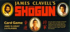 James Clavell's Shogun Card Game