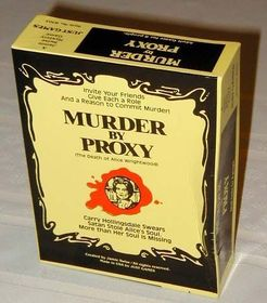 Jamie Swise Mystery Games: Murder by Proxy
