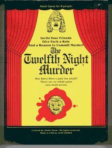 Jamie Swise Mystery Games: The Twelfth Night Murder