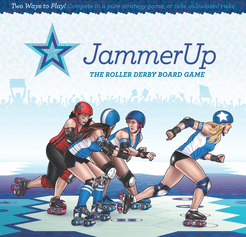 JammerUp: The Roller Derby Board Game