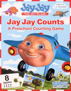 Jay Jay Counts Game