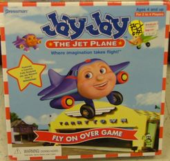 Jay Jay The Jet Plane Fly On Over Game