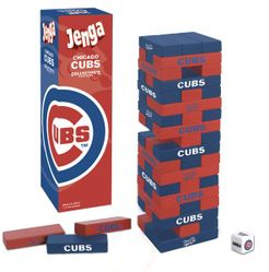 Jenga: Chicago Cubs Collector's Edition