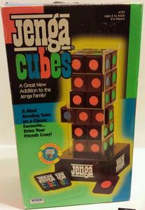 Jenga Cubes