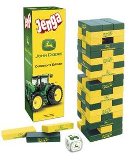 Jenga: John Deere Collector's Edition