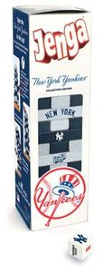 Jenga: New York Yankees Collector's Edition
