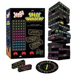 Jenga: Space Invaders Collector's Edition