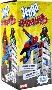 Jenga: Spider-Man