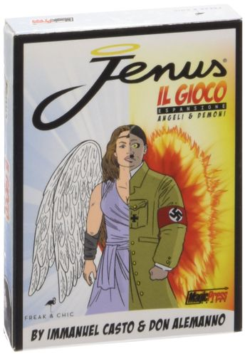 Jenus: Il gioco – Espansione: Angeli & Demoni