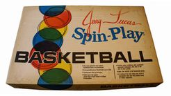 Jerry Lucas Spin Play Basketball