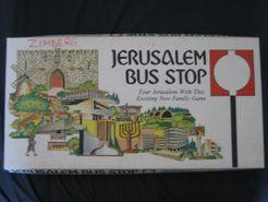Jerusalem Bus Stop