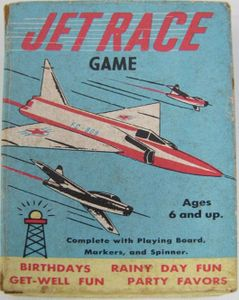 Jet Race Game