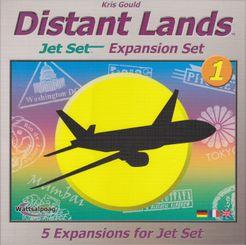 Jet Set: Distant Lands – Expansion Set 1