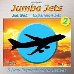 Jet Set: Jumbo Jets – Expansion Set 2