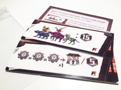 Jig?an: The Eastern Mechanist – 2019 Essen Promo Cards
