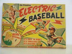 Jim Prentice Electric Baseball Model 48-B