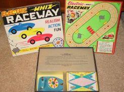Jim Prentice Electric Whiz Raceway Game