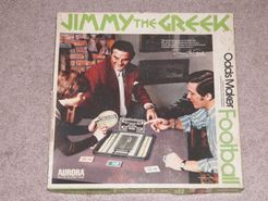 Jimmy the Greek Odds Maker Football