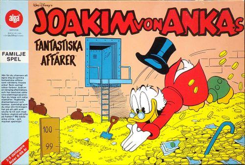 Joakim von Ankas fantastiska affärer