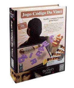 Jogo Código Da Vinci