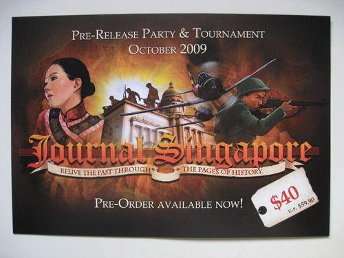 Journal Singapore