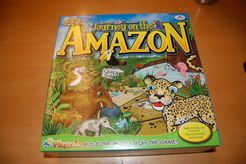 Journey on the Amazon Game