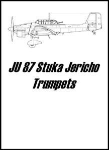 JU87 Stuka Jericho Trumpets