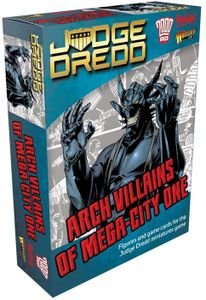 Judge Dredd: Arch Villains of Mega-City One