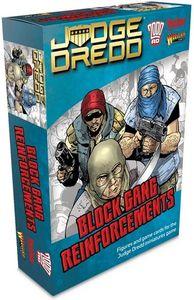 Judge Dredd: Block Gang Reinforcements