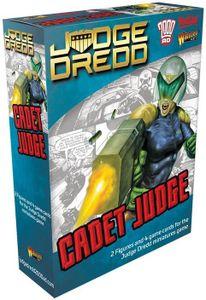 Judge Dredd: Cadet Judge