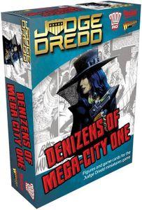Judge Dredd: Denizens of Mega-City One