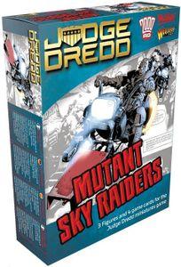 Judge Dredd: Mutant Sky Raiders