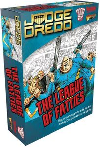 Judge Dredd: The League of Fatties