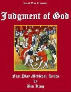 Judgement of God: Fast Play Medieval Rules