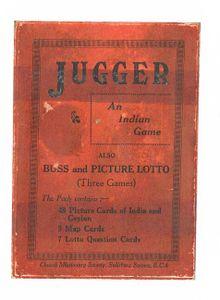 Jugger: An Indian Game