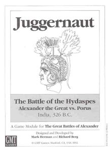 Juggernaut: Great Battles of Alexander Module