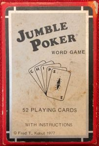 Jumble Poker