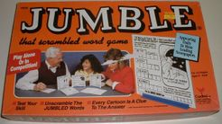 Jumble: That Scrambled Word Game