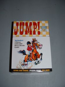 Jump!: A Horsin' Around Card Game