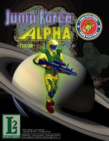 Jump Force: Alpha