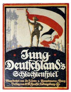 Jungdeutschlands Schlachtenspiel